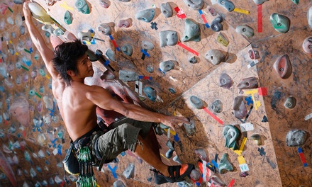 $22 for Five Indoor Rock-Climbing Sessions at CrossFit Lawrence ($50 Value)