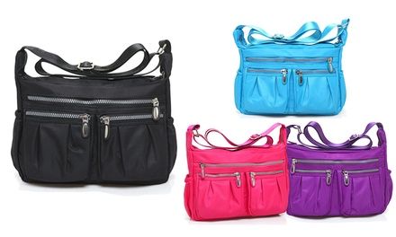 One or Two Nylon Casual Shoulder Bags