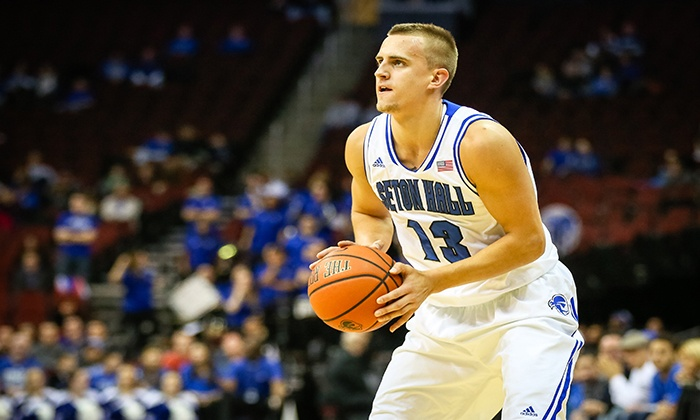 Seton Hall Pirates Men's Basketball - Prudential Center: $15 for Seton Hall Pirates Men's Basketball Game at the Prudential Center on February 13 or 20 ($36 Value)