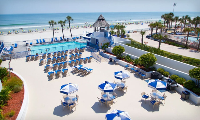 Daytona Beach Regency - Daytona Beach, FL: Two-Night Stay with $25 Food and Beverage Voucher at Daytona Beach Regency in Daytona Beach, FL