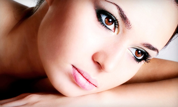 The Classic Face - Valid Through July 31, 2014: Permanent Makeup on Upper or Lower Eyelids, Eyebrows, or Upper and Lower Eyelids at The Classic Face (Up to 67% Off)