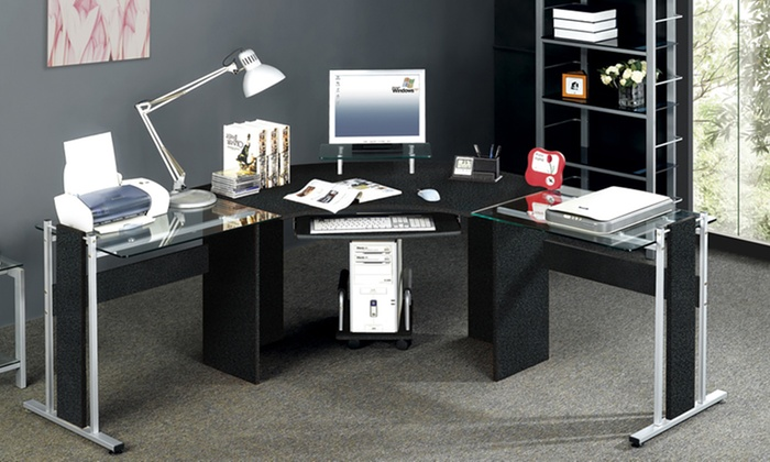 Bureau d angle groupon shopping