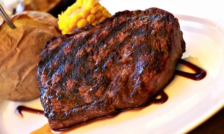 $10 for $20 Worth of Steak and Seafood at JoDean's Steakhouse and Lounge