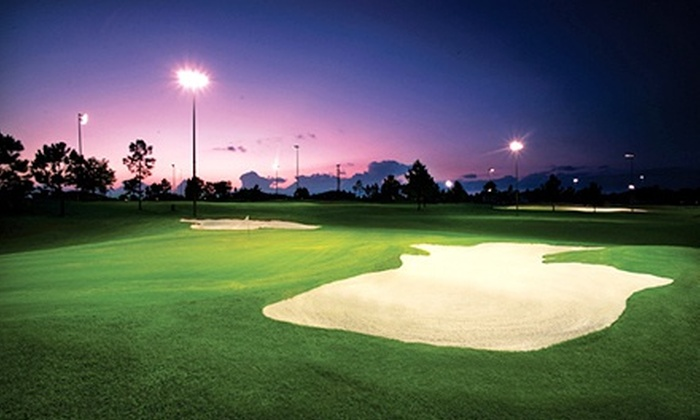 Legends Walk at Orange Lake Resort - Orange Lake Resort: Nine Holes for One or Two with Free Play for Three Kids at The Legends Golf Course at Orange Lake Resort (Up to 64% Off)