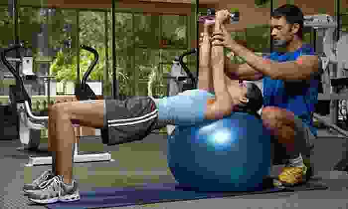 Santa Cruz Core Fitness + Rehab - Central Santa Cruz: 4, 8, or 12 Semiprivate Training Sessions at Santa Cruz Core Fitness + Rehab (Up to 76% Off)