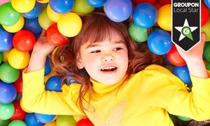 Kraina Kropka - sala zabaw dla dzieci: Sala zabaw: 3 całodniowe wejścia za 21,99 zł i więcej opcji w Krainie Kropka