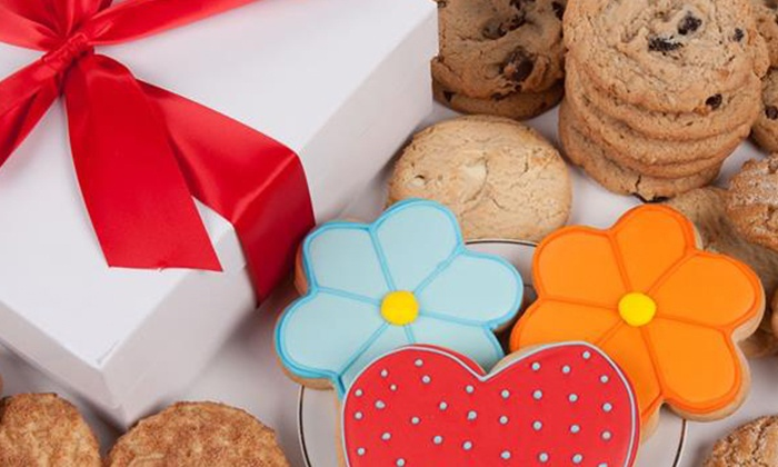 Lady Fortunes: Gourmet Cookies and Treats from Lady Fortunes (50% Off). Two Options Available.