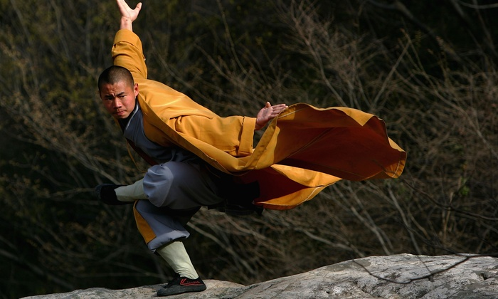 Shaolin Yanqing Chan Wu Center - Orange County Shaolin Temple Cultural Center: 8, 16, or 24 Martial-Arts Classes for Adults or Children at Shaolin Yanqing Chan Wu Center (Up to 82% Off)