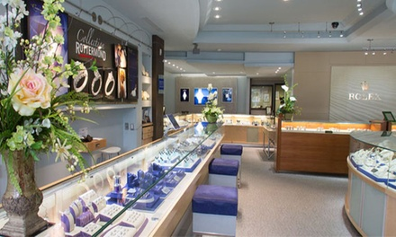 $60 for $100 Toward Fine Jewelry & Watches or $64 for Two Jewelry Appraisals at Rottermond Jewelers