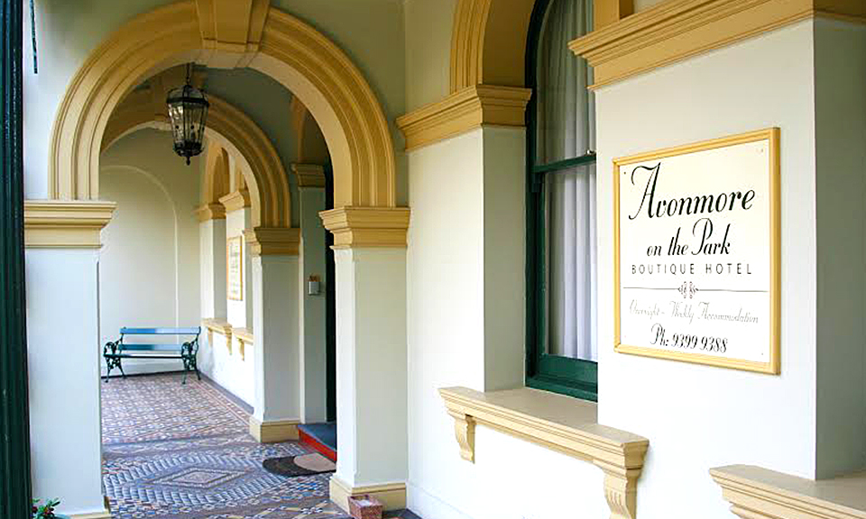 Sydney: Heritage-Listed Stay 3