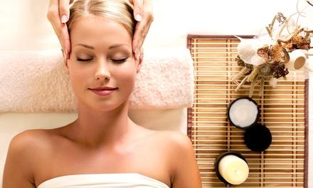 Spa Package with Facial, Pedicure, and a 30-Minute Relaxation Massage for One or Two at Sylk Spa & Salon (Up to 51% Off)