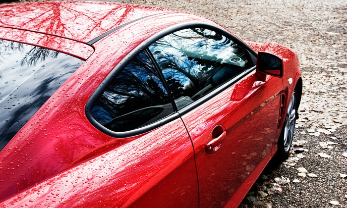 DFW Storm Solutions - Dallas: $45 for Paintless Automotive Hail-Damage Repair Package at DFW Storm Solutions ($700 Value)