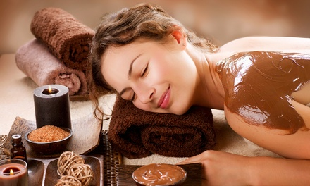 Chocolate Pamper Package