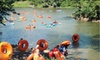 MOC Kayaks - Austin: Full Day of Tubing on the Colorado River for Two or Four from MOC Kayaks (Up to 55% Off)