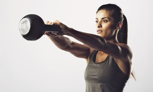 K-Star Fitness: One Month of Group CrossFit Classes or Five Personal-Training CrossFit Sessions at K-Star Fitness (Up to 80% Off)