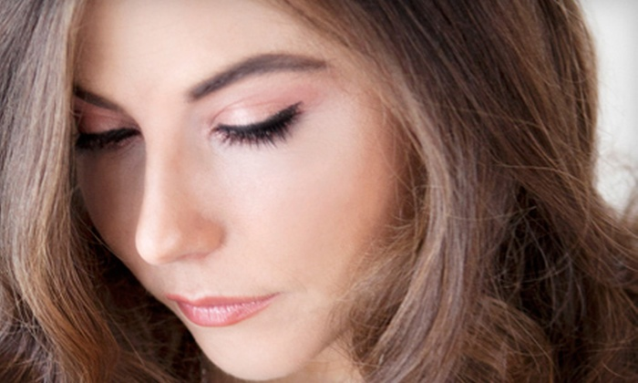 Beauty Mark Boutique - Richardson: $149 for Permanent Eyeliner or Eyebrow Makeup at Beauty Mark Boutique in Richardson ($400 Value)