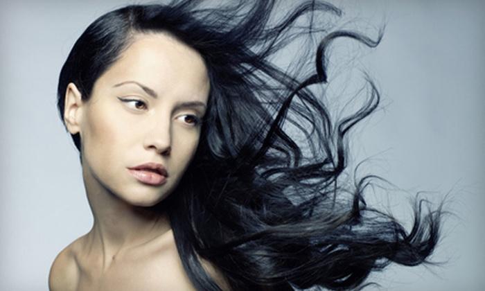 D'Nicole Salon and Spa - Washington: $25 Toward Salon, Spa, and Nail Services