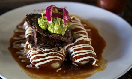 $12 for $20 Worth of Mexican Cuisine at Carmelita's Restaurant