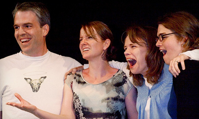 Baltimore Improv Festival - Brewer's Hill: $12 for Two to See a Baltimore Improv Festival Performance at Creative Alliance (Up to $24 Value). Six Shows Available.