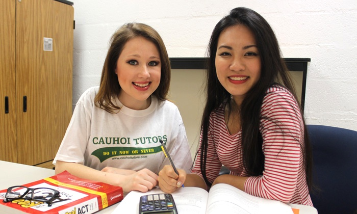 Cauhoi Tutors - Annandale: SAT, ACT, PSAT, GRE or GMAT Prep Package from Cauhoi Tutors (45% Off)