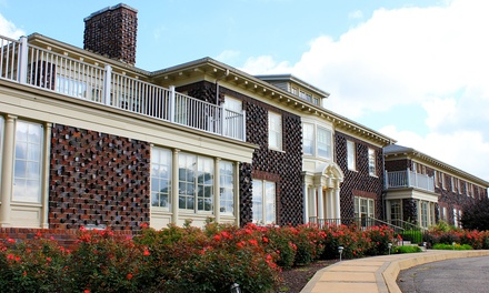 Stay at Traditions At The Glen Resort in Johnson City, NY; Dates into May