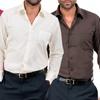 Berlioni French Cuff Convertible Dress Shirt