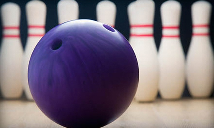 Show Me Lanes - Mehlville: $15 for a Bowling Package with Pizza and Soda for Up to Four at Show Me Lanes (Up to $36 Value)