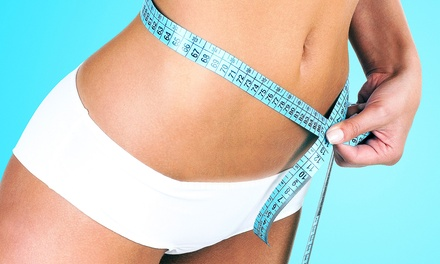 One, Two, or Three Laser Lipo Treatments with Whole-Body Vibration at East West Health (Up to 83% Off)