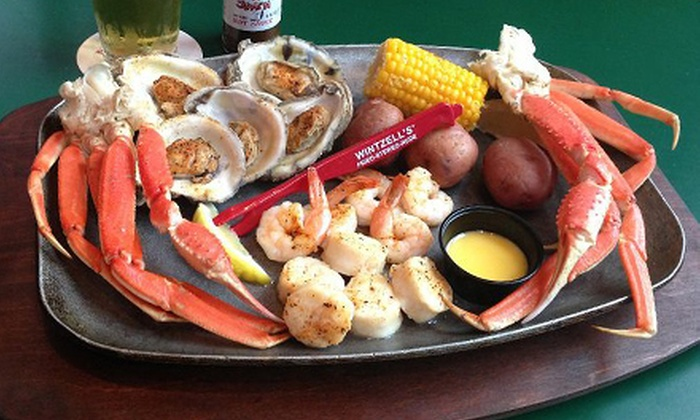 Wintzell's Oyster House - Decatur: Two Vouchers, Each Good for $20 Worth of Seafood and Steak at Wintzell's Oyster House (a $40 Value)