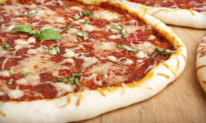 Antonio's Grinders & Pizza - Bay: $15 for $30 or $25 for $50 Worth of Pizzeria Food at Antonio's Grinders & Pizza
