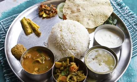 Three-Course Nepalese Meal for Two or Four at Mum's Nepalese Kitchen (Up to 53% Off)