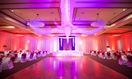 Wedding Ceremony-and-Reception Packages at Eldorado Country Club (Up to 50% Off). Four Options Available.