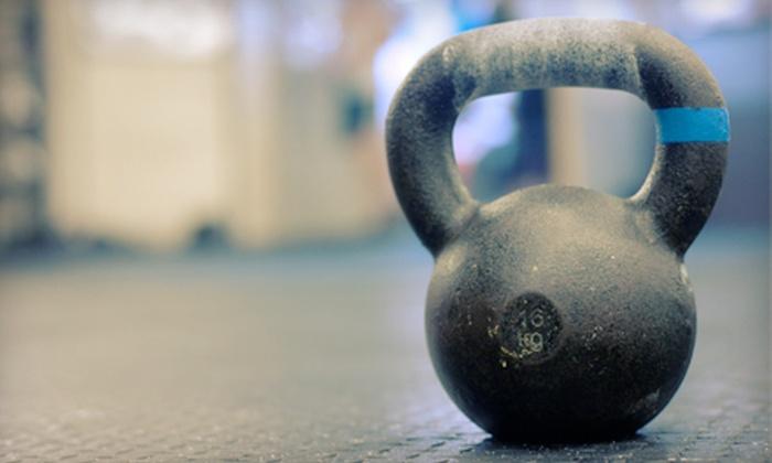 Kanaka Fitness - Multiple Locations: 5 or 10 Kettlebell Fitness Classes at Kanaka Fitness (Up to 62% Off)