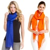 In-Things Lightweight Linen Scarves