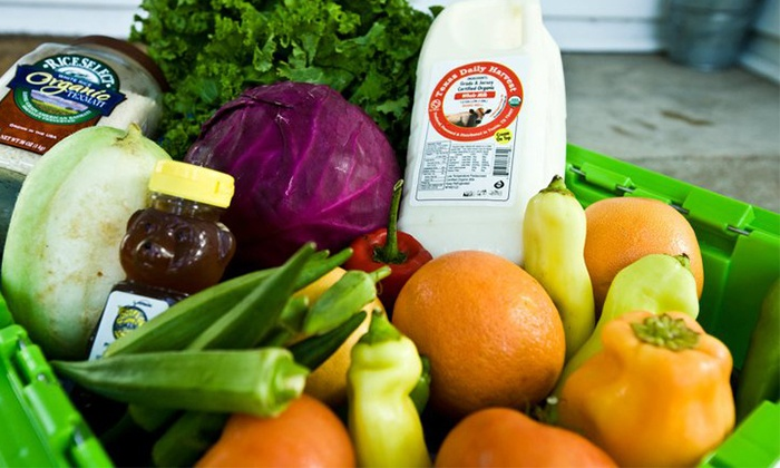 Greenling: $25 for $50 Worth of Organic, Local, and Sustainable Groceries with Delivery from Greenling