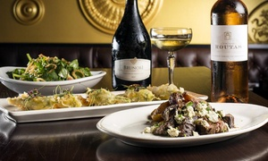 Enolo Wine Bar: Bistro Cuisine and Drinks for Two for Lunch or Dinner at Enolo Wine Bar (Up to 50% Off)