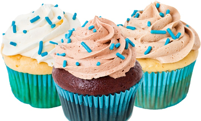 Fit Sweets - Knoxville: One, Two, or Five Dozen Mini-Cupcakes at Fit Sweets (Up to Half Off)