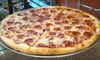 TLC Wings - University: Pizza Meal with Sides and Drinks for Four or One 14-Inch Pizza at Mr. Pizza and Salad (Up to 52% Off)