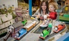 Up to 29% Off Off Do-it-All Passes to EnterTRAINment Junction