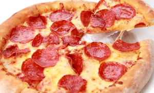 Miller's Pizza Place: $11 for $20 Worth of Pizza at Miller's Pizza Place