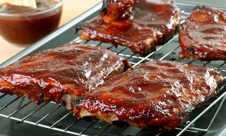 $35 for Smoked BBQ Meat or Sandwich Package at Wiches (Up to $60.42 Value)