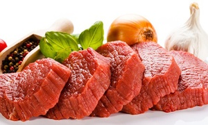 Monty's Beef Company: $32 for $50 Worth of Piedmontese Beef at Monty's Beef Company