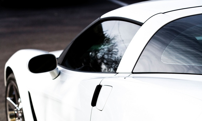 Capital Tint - Henderson: Car, Small Truck, or SUV Window Tinting on Two or Five Windows at Capital Tint (Up to 54% Off)