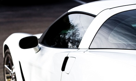 Car, Small Truck, or SUV Window Tinting on Two or Five Windows at Capital Tint (Up to 54% Off)