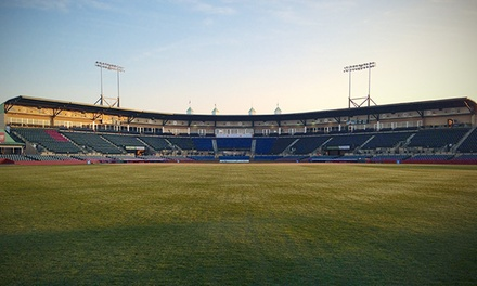 $11 for Two Tickets to See a Lexington Legends Baseball Game at Whitaker Bank Ballpark (Up to $22 Value)