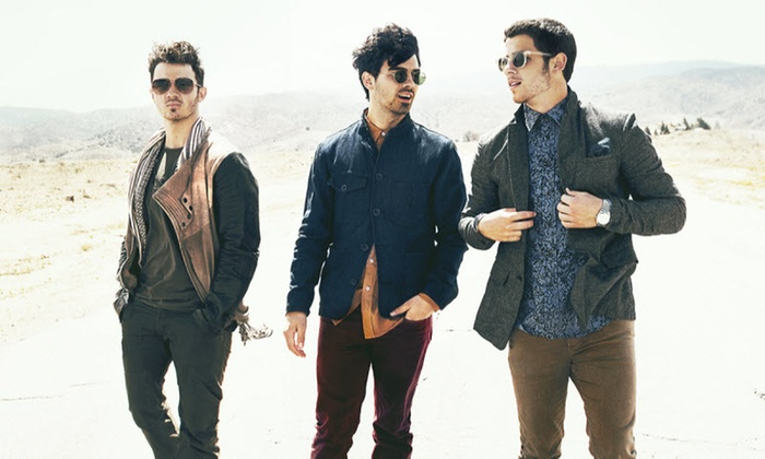 Jonas Brothers - The Tower Theater: Jonas Brothers at Tower Theatre on Friday, October 11, at 8 p.m. (Up to Half Off)