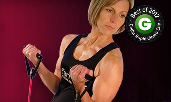 Farrell's eXtreme Bodyshaping - Multiple Locations: $179 for a 10-Week Body-Shaping Boot Camp at Farrell's eXtreme Bodyshaping ($369 Value). Five Options Available.