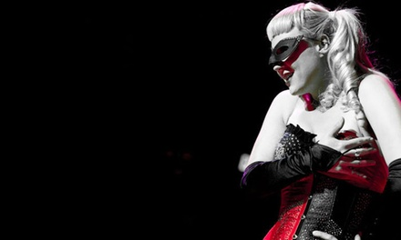 Gotham Vixens Burlesque Show at Yost Theater on Saturday, April 11, at 8 p.m. (Up to 50% Off)