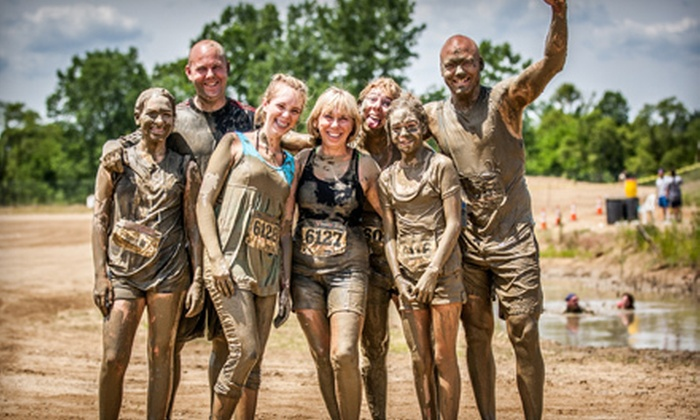 Mudderland - Kingsbury: $39.99 for One Entry to the Mudderland Obstacle-Course Race on Saturday, June 22 ($80 Value)