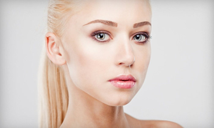 Zoē Anti-Aging & Wellness Spa  - St Catharines-Niagara: Collagen Facial or Nonsurgical Facelift at Zoē Anti-Aging & Wellness Spa (Up to 59% Off)